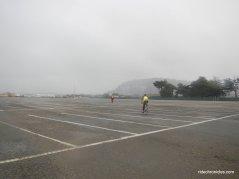 golden gate field parking lot