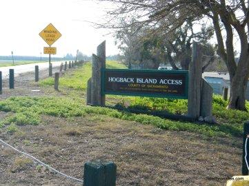 hog island access