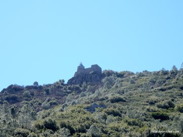 bald ridge trail-view of diablo summit