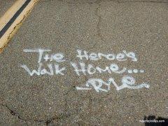 road graffiti