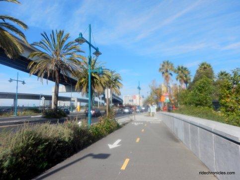 bay bridge trail