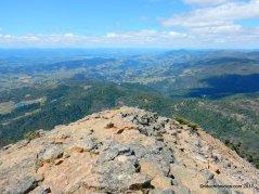 Mt St Helena summit views