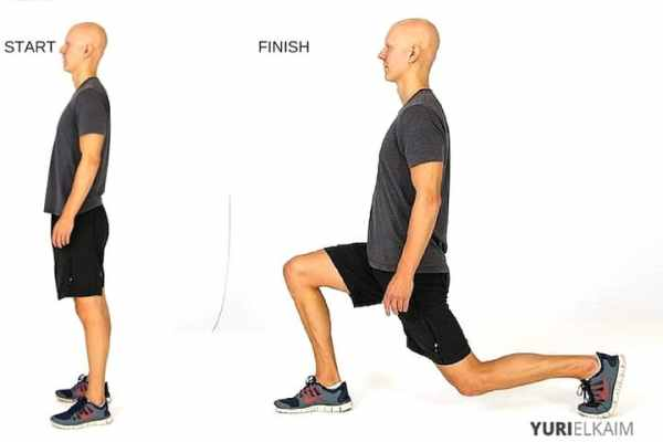 7 Powerful Fat Burning Leg Exercises Yuri Elkaim