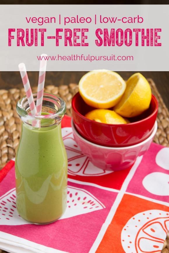 Fruit Free Smoothie!