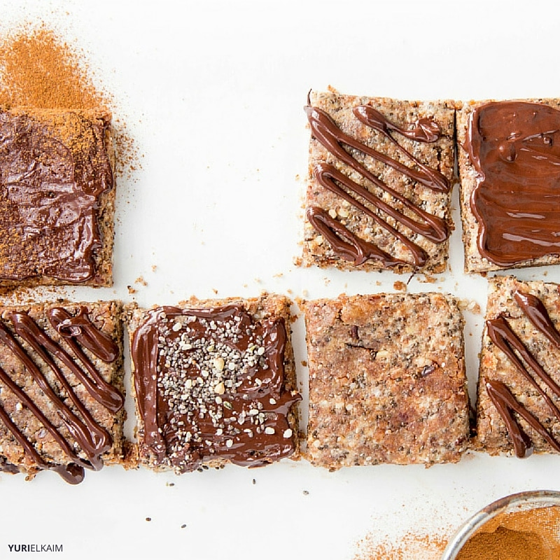 10 Homemade Protein Bars That Are Actually Good for You
