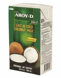 Aroy-D Coconut Milk (Carton)