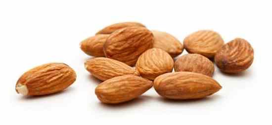Calcium Alternative to Milk - Almonds