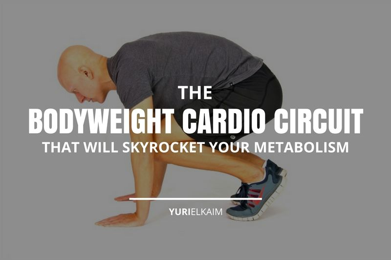 The Bodyweight Cardio Circuit That Will Skyrocket Your Metabolism