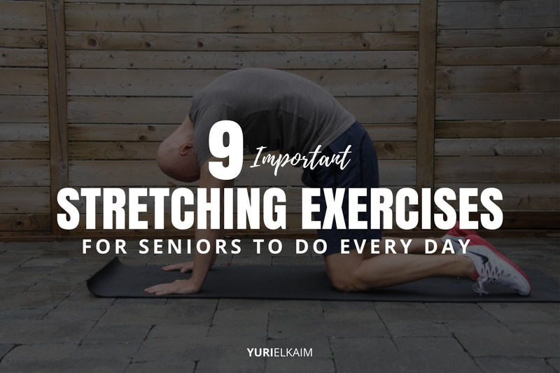 chair exercise for seniors handout wedding cover hire packages 9 important stretching exercises to do every day yuri