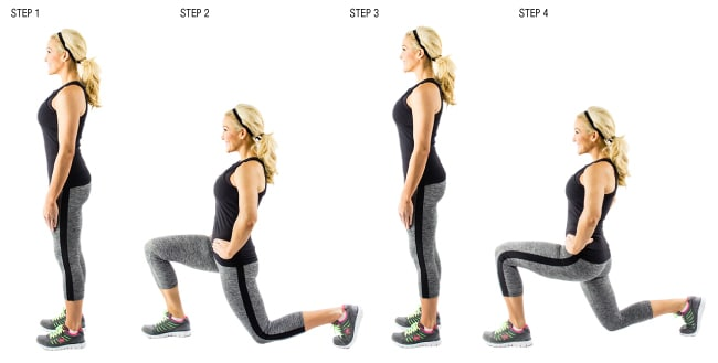 Squat vs Lunge: Which One Sculpts a Better Butt and Legs? | Yuri ...