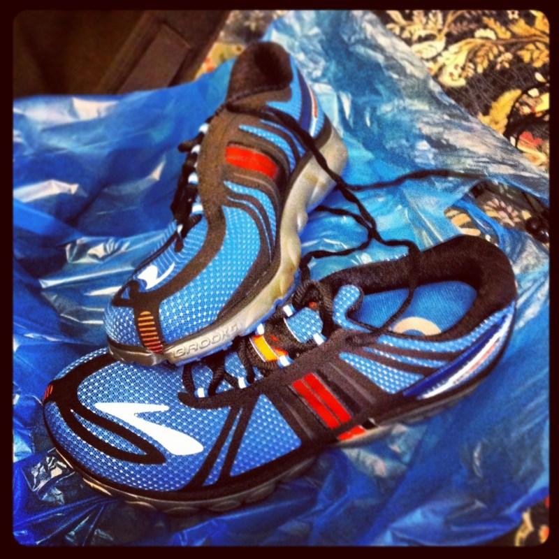 Brooks PureCadence 2 Men's Shoes (Blue)