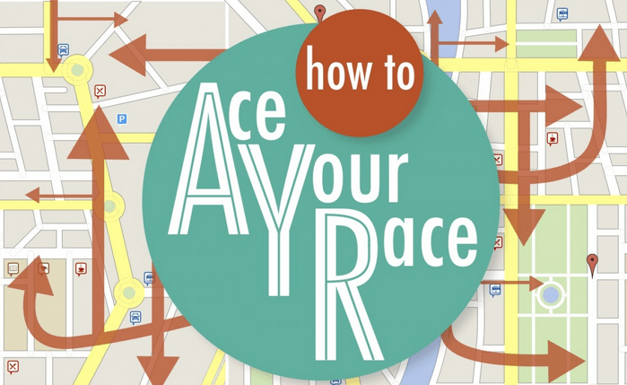 How to Ace your Race header image