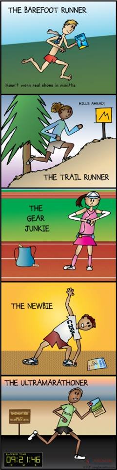 Types of Runners