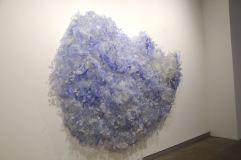 6. Yuriko Yamaguchi, -Cloud within Cloud- side view, 2016