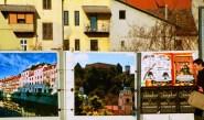 Yuri Martins Fontes / Eslovênia-2007 / Liubliana: Paisagem urbana.