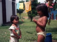 Yuri Martins Fontes / Venezuela-2002 / San Francisco Yuruani: Aldeia indígena amazônica