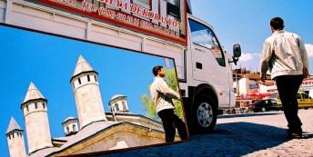 Yuri Martins Fontes / Turquia - 2007 / Istambul (Trácia): Espelho / Grande Bazar