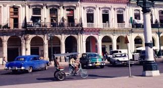 Yuri Martins Fontes / Cuba-2002 / Havana: Cena do centro da capital