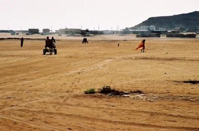 Yuri Martins Fontes / Sudão-2007 / Wadi-Halfa: Sob o vento do Saara