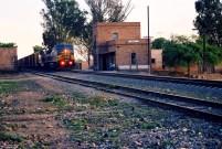 Yuri Martins Fontes / México-2002 / Wadley: Estação ferroviária