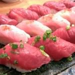【恵比寿】肉寿司 恵比寿横丁店
