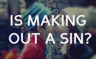 Is making out a sin?