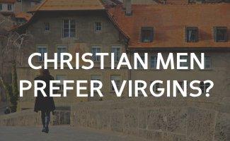 Do christians prefer virgins?