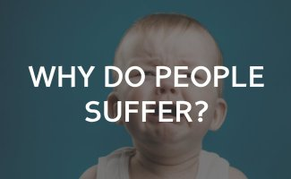 Why do Christian suffer?