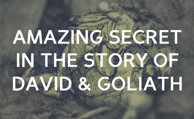david goliath story