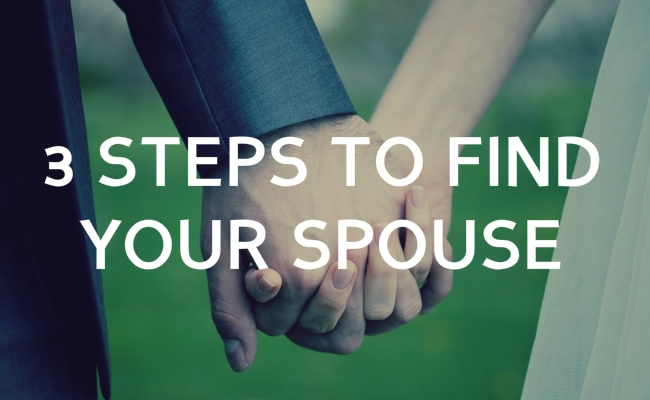 find your spouse