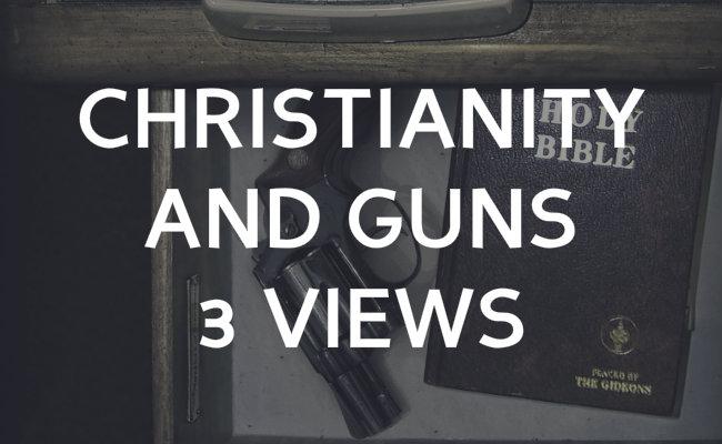 christian guns