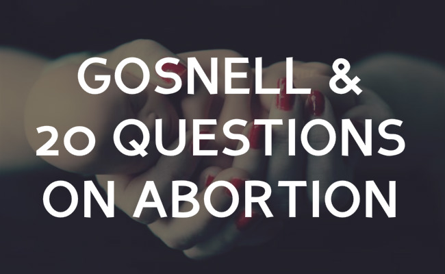gosnell and abortion