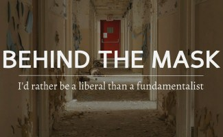 I would rather be a liberal than a fundamentalist