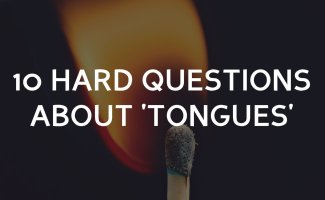 Ten hard questions about speaking in tongues (glossolalia and xenoglossy)