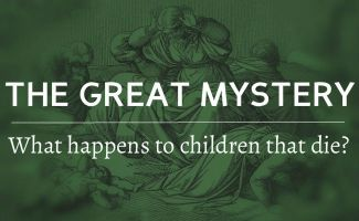 The Great Mystery: What Happens to Children That Die?