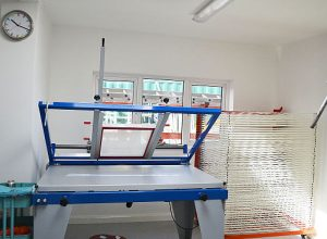 screenprinting press PC: Wikimedia Commons
