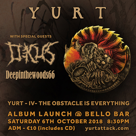 Yurt IV launch