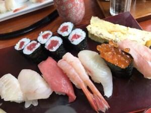 寿司割烹美咲 中にぎり