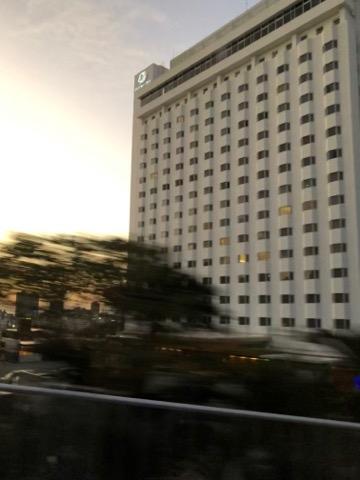 ダブルツリーヒルトン沖縄外観