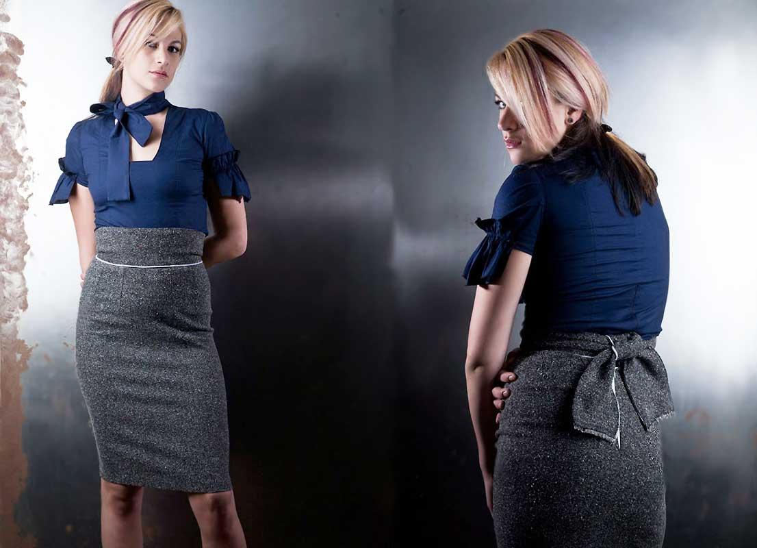 25 Trendy Skirts Designs For Girls 2011-12