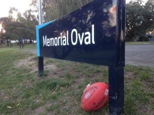 Memorial Oval, Kingswood College