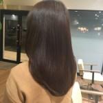 岐阜県可児市美容院で綺麗な髪の毛をle aliで