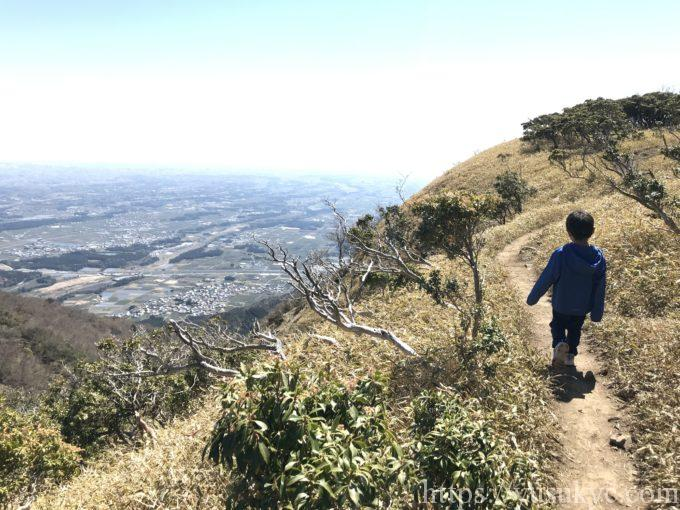 入道ヶ岳井戸谷ルート