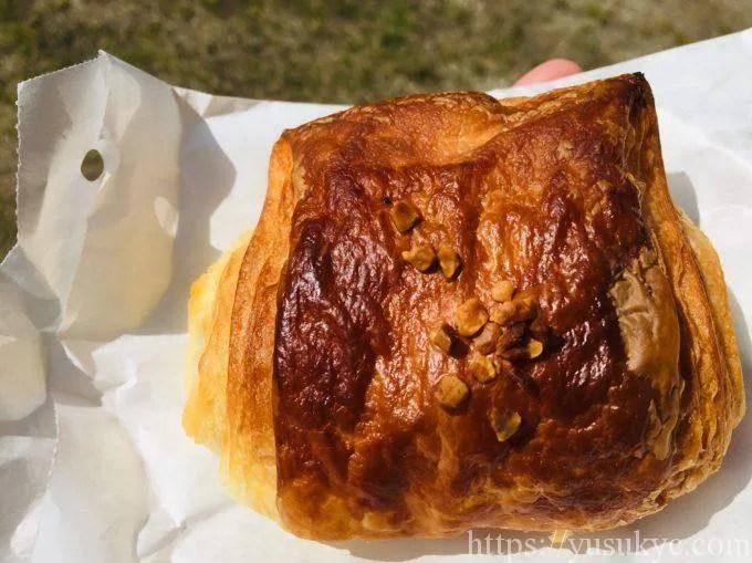 パン・ド・ブレのパンオショコラ