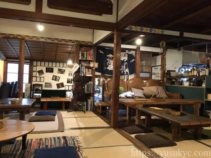 MuGicafe(むぎカフェ)の店内