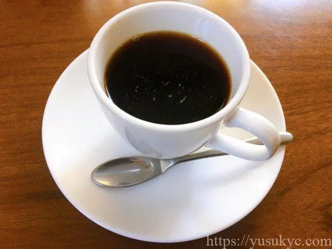 トラットリア トマトの自家焙コーヒー