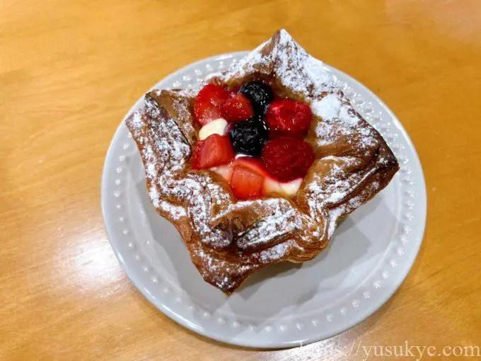 knutt(クヌート)のデニッシュパン