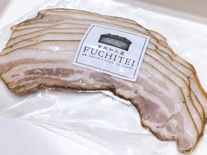 食肉加工屋FUCHITEI(フチテイ)のベーコン