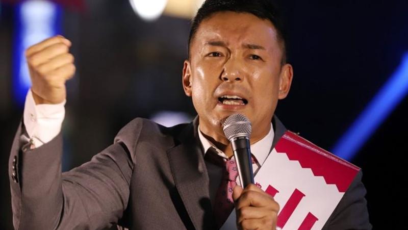 山本太郎はなぜ当選しない?得票数99万票で落選した理由は特定枠?_アイキャッチ