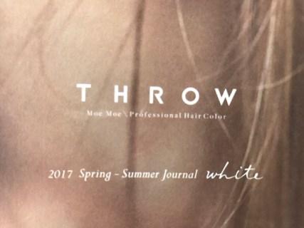 春のTHROW